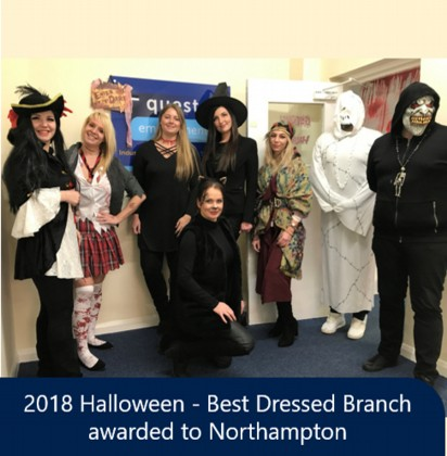 Halloween Best Dressed Branch
