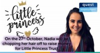 27th October 2017 Little Princess Hair Donation
