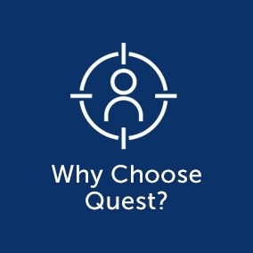 Why choose Quest?