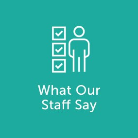 What our staff say